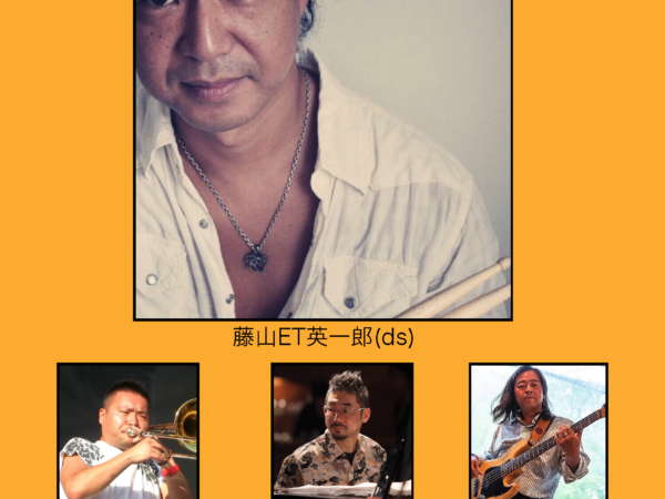 E.T.session 2021/08/27(金) at Roulette